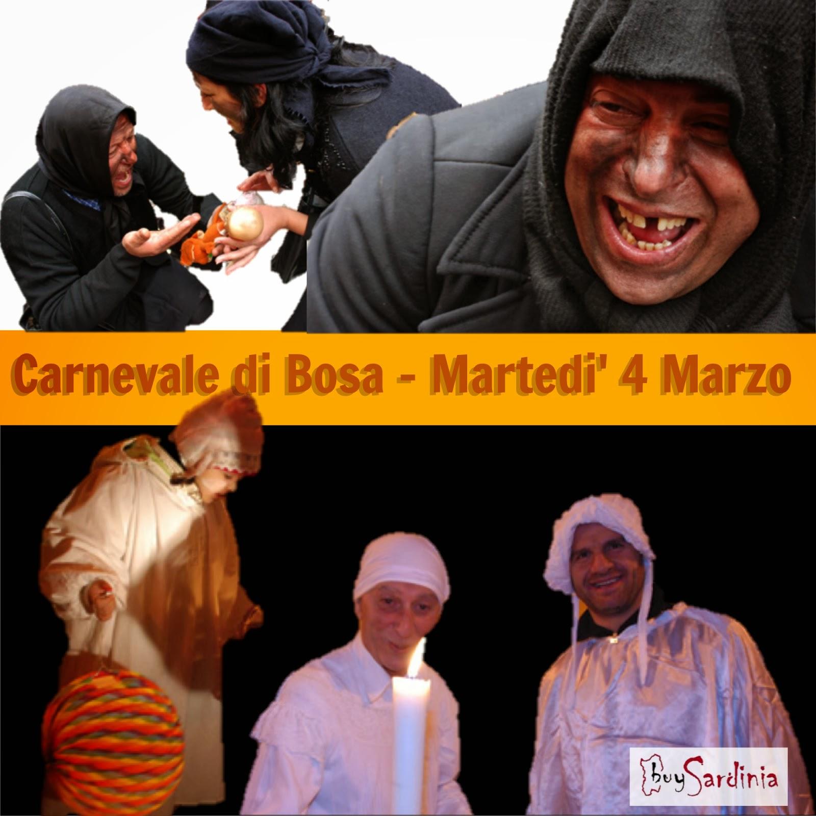 Carnevale di Bosa