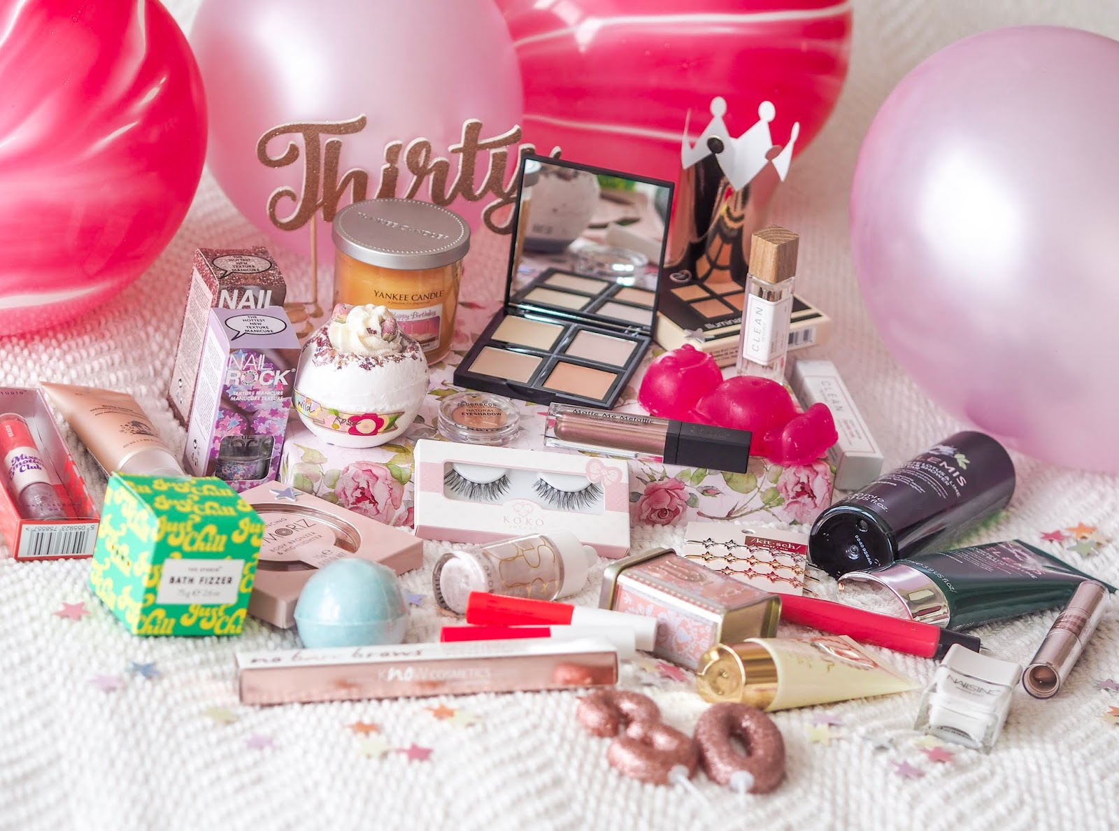 Giveaway: Celebrating 30 Years of Being Alive!, Katie Kirk Loves, UK Blogger, Beauty Blogger, Fashion Blogger, UK Influencer, Blog Giveaway, UK Giveway, Beauty Giveaway, Enter To Win, Competition, Prize, Win It Wednesday, Freebie Friday