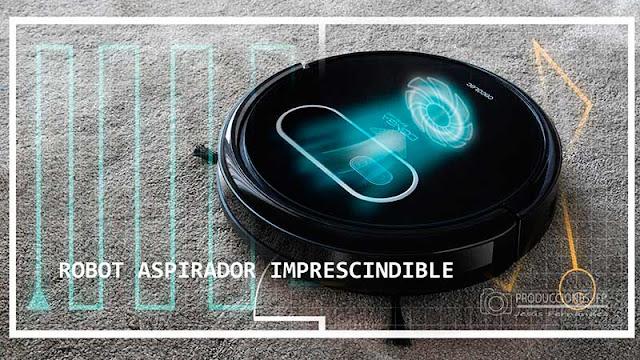 Robot aspirador, hoy en día es imprescindible en el hogar