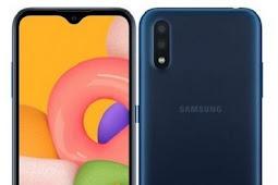 Cara Flashing Firmware Samsung Galaxy A01 SM-A015 Via Odin
