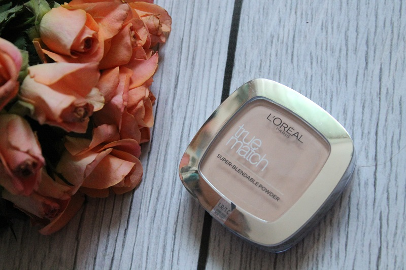 loreal true match puder