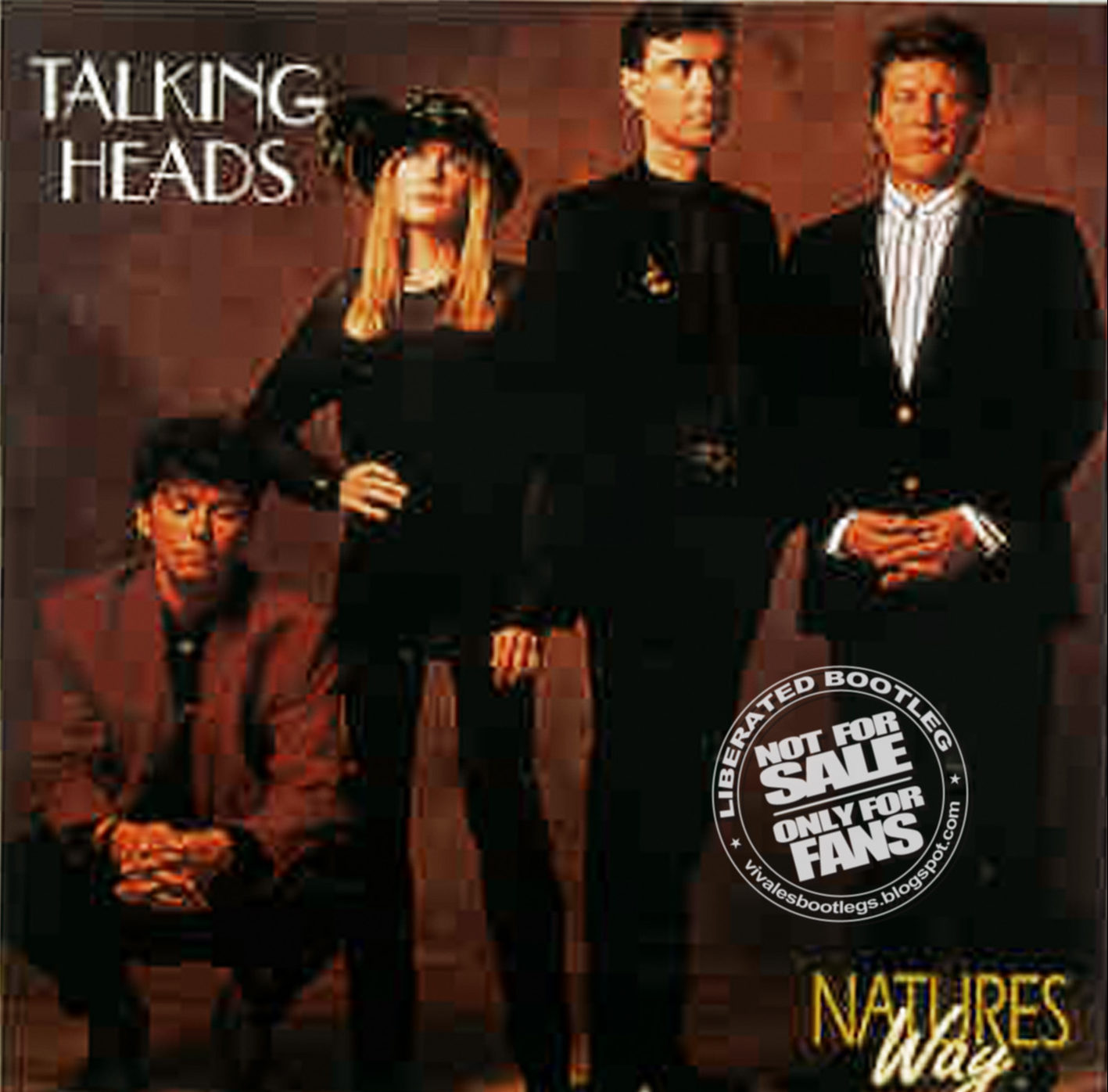 Talking heads thank you for sending me an angel