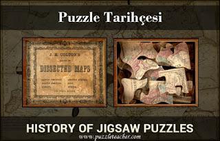 puzzle tarihçesi