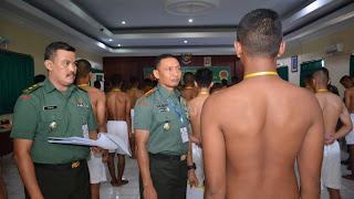 Daftar Menjadi Perwira TNI melalui jalur  PaPK Khusus Rohaniwan Intelijen