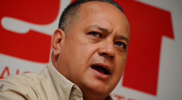 Afirman que habrían confiscado $800 millones a Diosdado Cabello en EEUU
