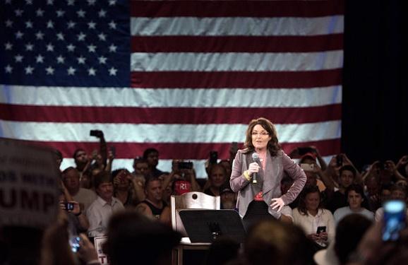 Donald Trump Jokes — Awkwardly — concerning Todd Palin urban center, The joke was, it seemed