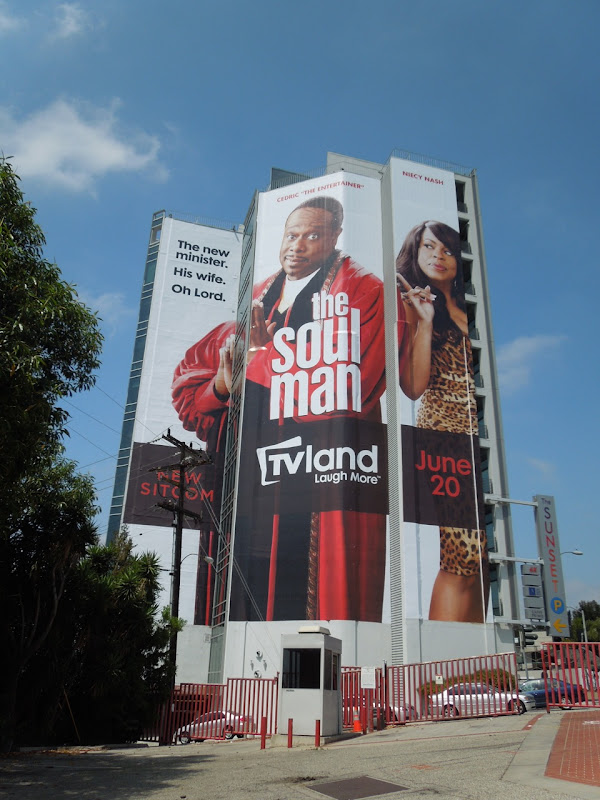 Soul Man TV Land billboard