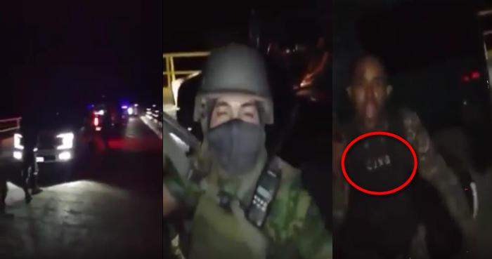 """""""Aquí hay puro Hummer, pa' que veas, puro CJNG"""", Convoy de sicarios del CJNG ingresan a Guerrero amenazando a """"El Zarco"""" de LNFM"""