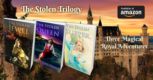 The Stolen Trilogy book series