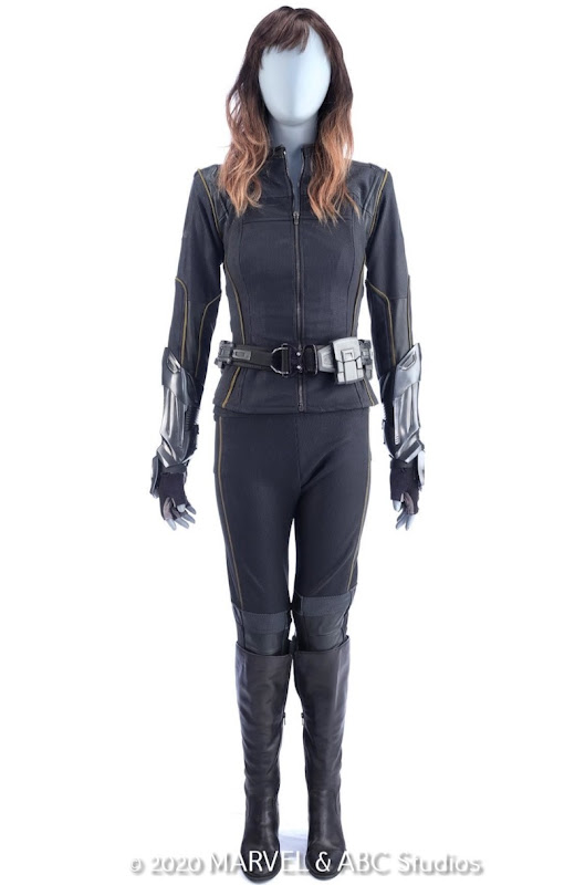 Chloe Bennet Marvel's Agents of SHIELD Quake season 5 costume