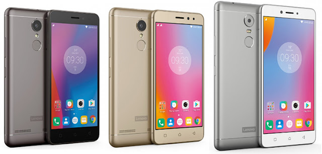 Lenovo K6 Specifications - LAUNCH Announced 2016, September DISPLAY Type IPS capacitive touchscreen, 16M colors Size 5.0 inches Resolution 1080 x 1920 pixels (~441 ppi pixel density) Multitouch Yes BODY Dimensions - Weight - SIM Single SIM (Micro-SIM) or Dual SIM (Micro-SIM, dual stand-by) PLATFORM OS Android OS, v6.0 (Marshmallow) CPU Octa-core 1.5 GHz Cortex-A53 Chipset Qualcomm MSM8937 Snapdragon 430 GPU Adreno 505 MEMORY Card slot microSD, up to 256 GB Internal 16/32 GB, 2 GB RAM CAMERA Primary 13 MP, autofocus, LED flash Secondary 8 MP Features Geo-tagging, touch focus, face detection, HDR, panorama Video 1080p@30fps NETWORK Technology GSM / HSPA / LTE 2G bands GSM 850 / 900 / 1800 / 1900 - SIM 1 & SIM 2 (dual-SIM model only) 3G bands HSDPA 850 / 900 / 1900 / 2100 4G bands LTE Speed HSPA, LTE Cat4 150/50 Mbps GPRS Yes EDGE Yes COMMS WLAN Wi-Fi 802.11 b/g/n, hotspot GPS Yes, with A-GPS USB microUSB v2.0 Radio  Bluetooth v4.1, A2DP, LE FEATURES Sensors Fingerprint, accelerometer, proximity, compass Messaging SMS(threaded view), MMS, Email, Push Mail, IM Browser HTML5 Java No SOUND Alert types Vibration; MP3, WAV ringtones Loudspeaker Yes, with stereo speakers 3.5mm jack Yes  - Dolby Atmos  - Active noise cancellation with dedicated mic BATTERY  Non-removable Li-Ion 3000 mAh battery Stand-by  Talk time  Music play  MISC Colors Silver, Gold, Dark Grey  - MP4/H.264 player - MP3/WAV/eAAC+/FLAC player - Photo/video editor - Document viewer