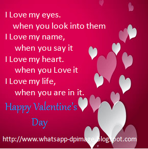 Best Valentines Day Whatsapp DP Images Ever