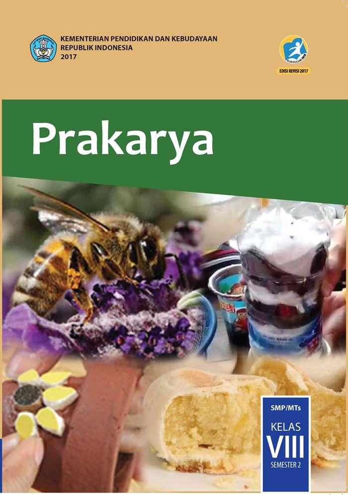 Buku Siswa SMP Kelas 8 Prakarya Semester 2