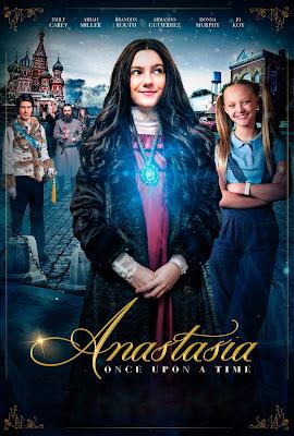 Anastasia: Once Upon a Time 2019 CUSTOM HD NTSC Latino