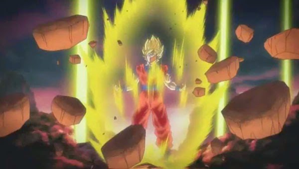 Goku película Dragon Ball Z 2015