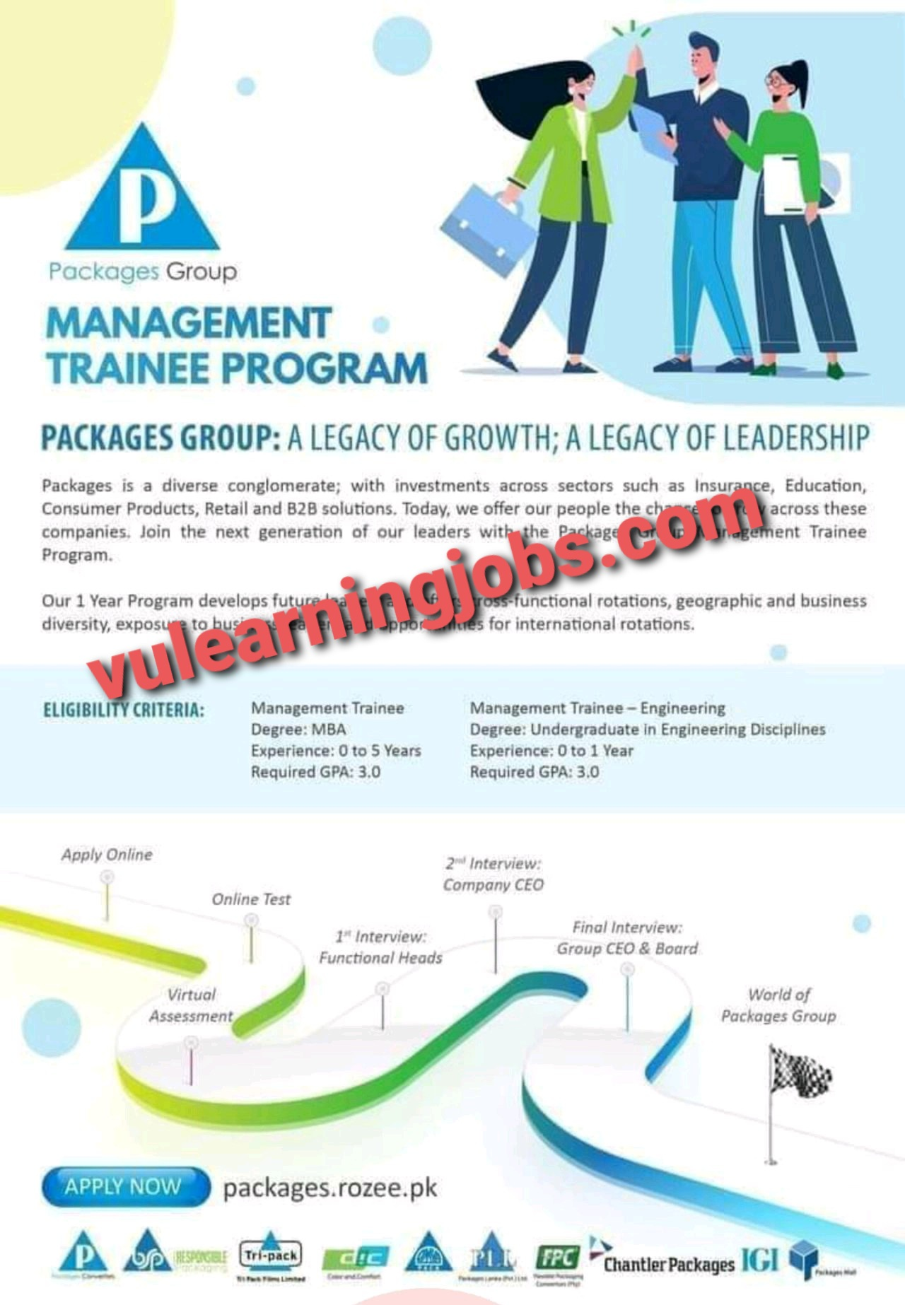 Packages Limited Internship Jobs May 2021 Latest | Apply Now