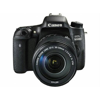 Canon EOS 8000D DSLR Firmware Full Driversをダウンロード