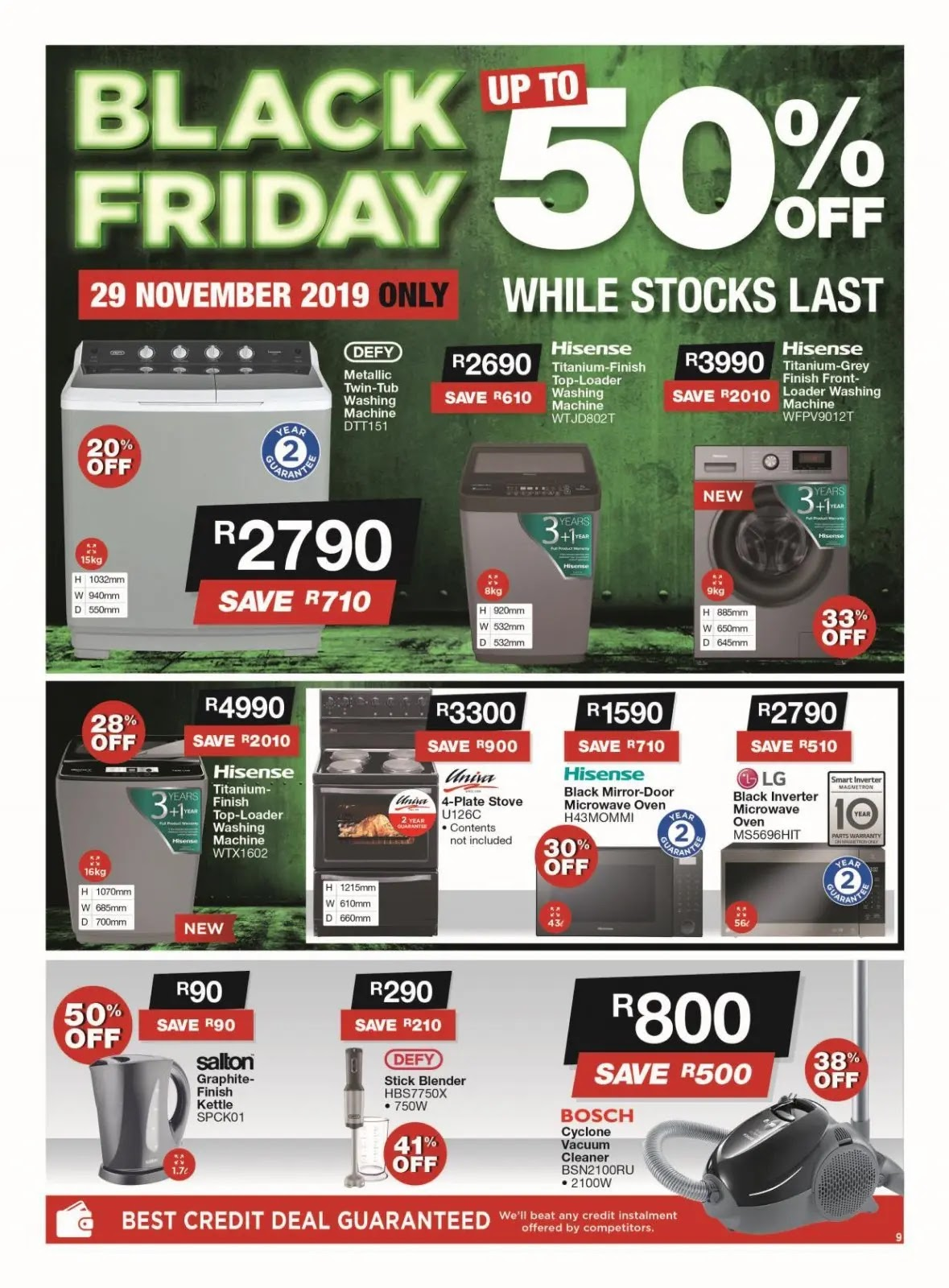 House & Home Black Friday Deals Page 5