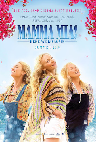 Mamma Mia Here We Go Again (BRRip 1080p Dual Latino / Ingles) (2018)