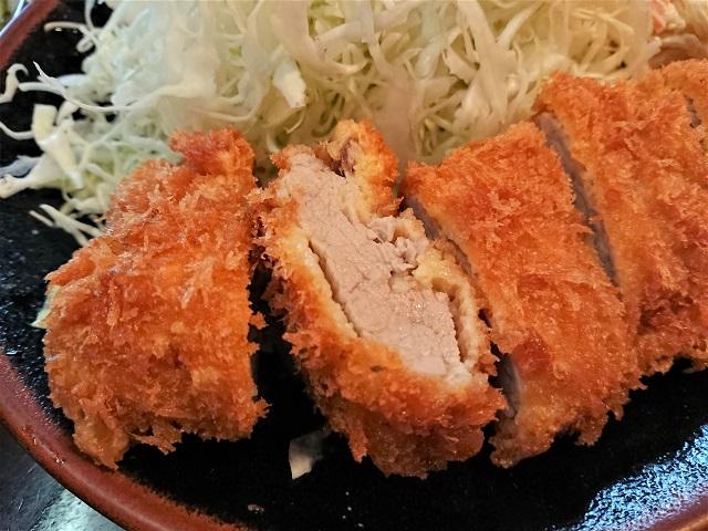 とんかつ大道 ヒレカツ定食