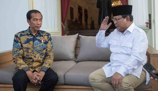 PDIP: Kalau Prabowo yang ke Istana, Apa Ada Masalah ?