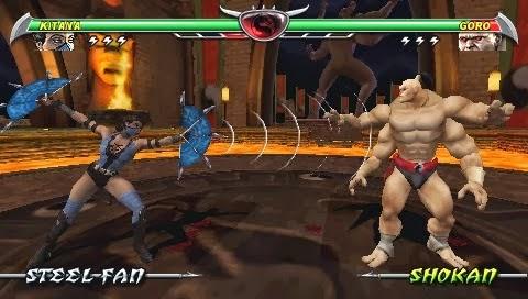 Mortal Kombat 4 Game Full Version Free Download