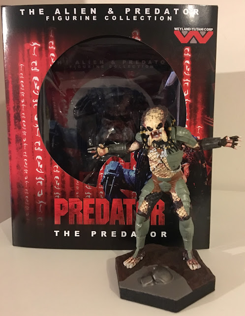 Issue 5 The Predator figurine