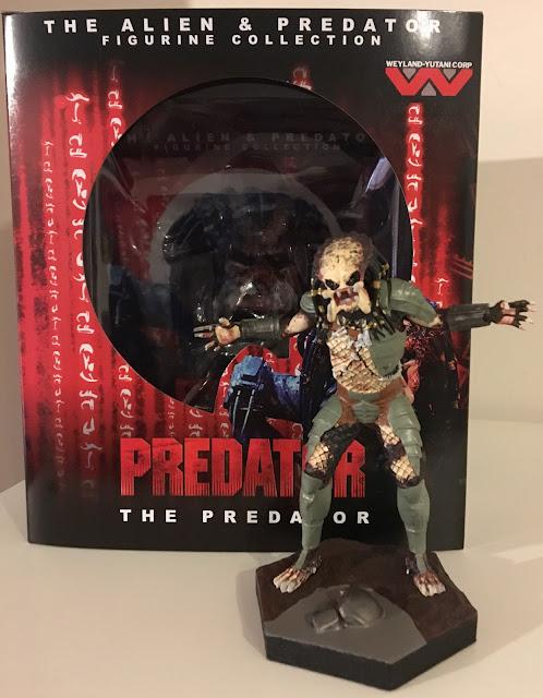 Issue 5 The Predator figurine