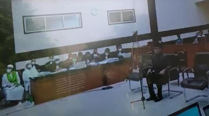 Habib Rizieq ke Bima Arya: Saya Seorang Pasien Kenapa Dilaporkan, Apa Dosa Saya?
