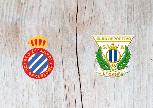 Espanyol vs Leganes -  Highlights 4 January 2019