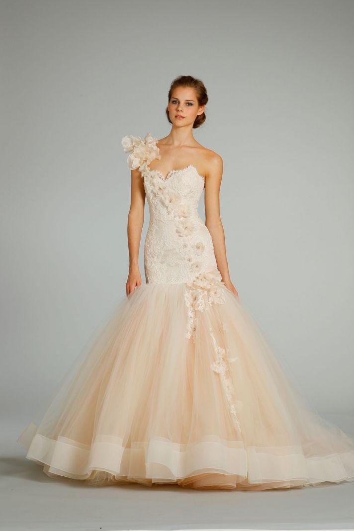 Dawn J's fashion wedding gown: Wedding Dresses from Lazaro  Dawn J's fa...