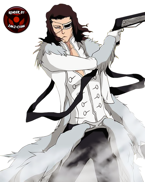 Render Coyote Starrk + Bleach