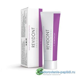 Зубная паста для профилактики пародонтоза