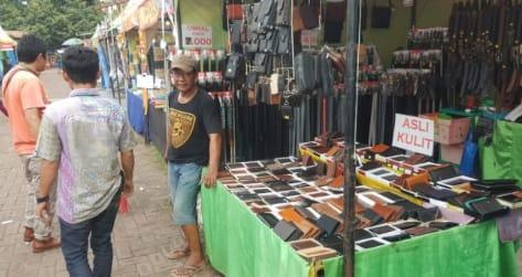 Sejumlah Pusat Perdagangan Di Kota Madiun Lumpuh