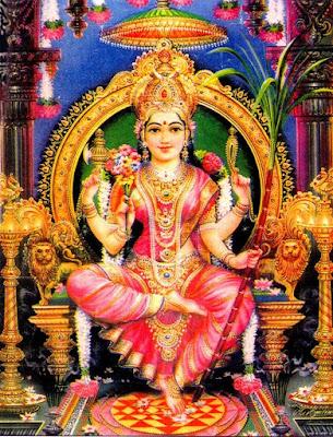 ஸ்ரீ லலிதா சகஸ்ரநாமம் பாடல் வரிகள் Lalitha Sahasranama Tamil Lyrics Stotram