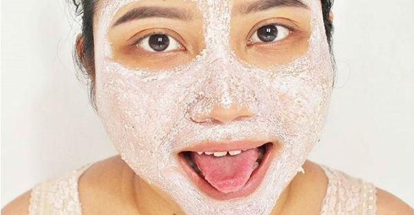 Masker Alami Untuk Wajah Kusam dan Berjerawat