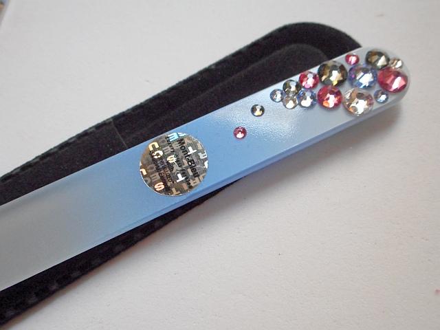Miss Potingues: Limas de Cristal de Mont Bleu: Música para mis uñas