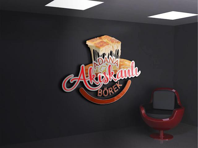 Adana Akışkanlı Börekçi Logo Tasarımı
