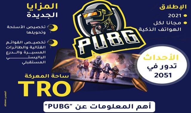 """PUBG: New State"".. مواصفات لعبة ببجي المجانية للهواتف"