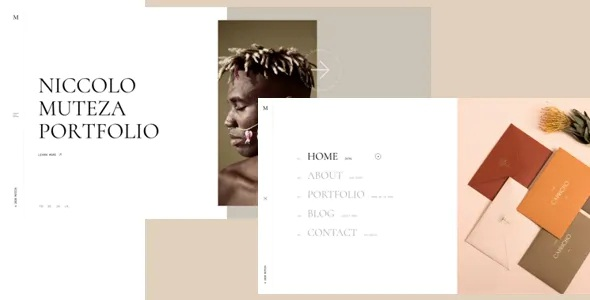 Best Personal Portfolio HTML5 Template