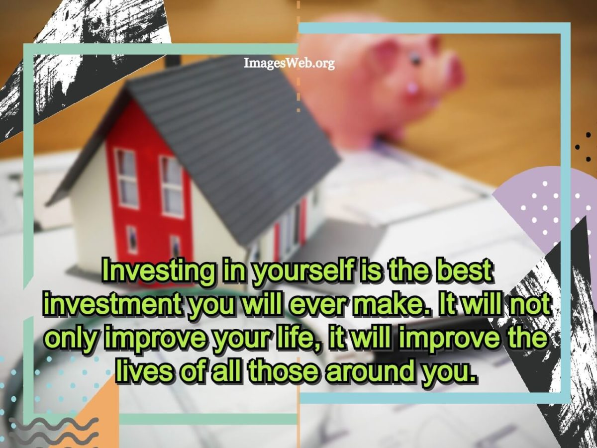 The Best Investment Quote