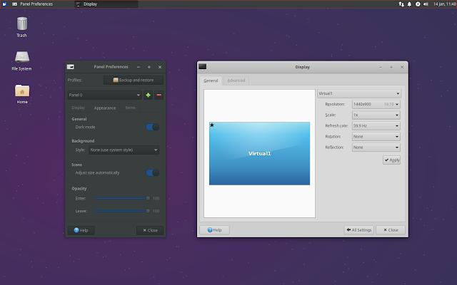 Xfce 4.16 xubuntu 20.04 and 20.10