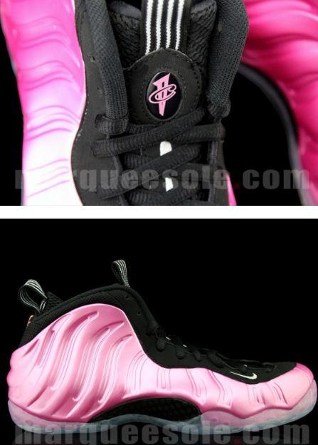 "the latest 073fa 5e179 THE SNEAKER ADDICT: Nike Foamposite One ""Polarized Pink ..."