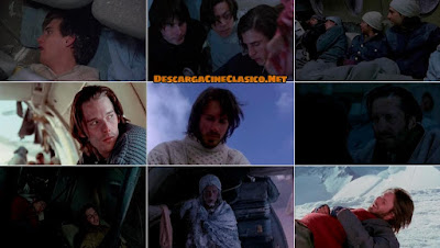 Descargar capturas de la película: Viven 1993