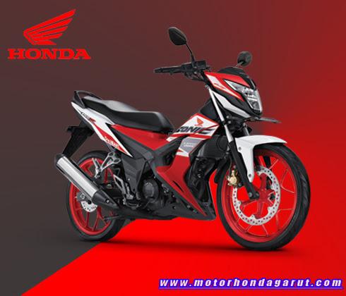 Mau Kredit Motor Honda Sonic Garut