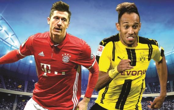 Assistir Bayern de Munique x Borussia Dortmund  ao vivo 08/04/2017