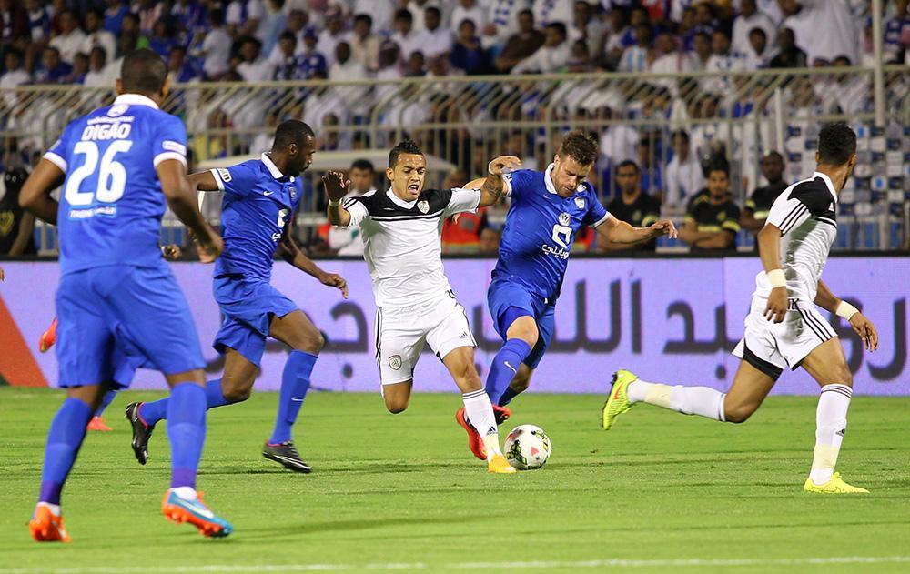 نتيجة مباراة الشباب والهلال بتاريخ 25-01-2020 الدوري السعودي