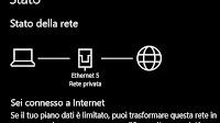 Come impostare una connessione internet su Windows 10