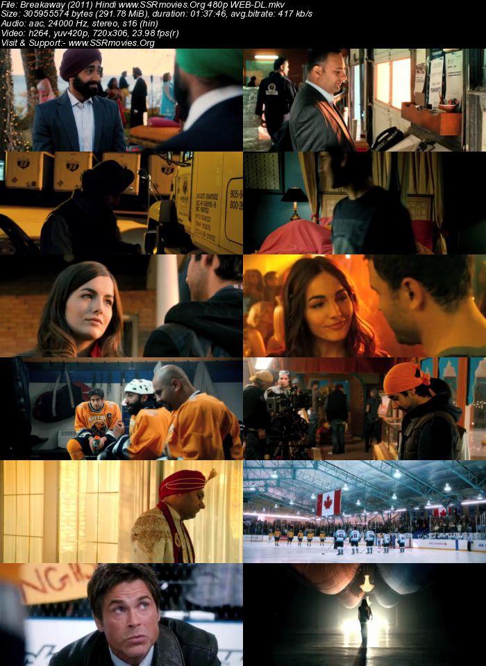 Breakaway (2011) Hindi 480p WEB-DL
