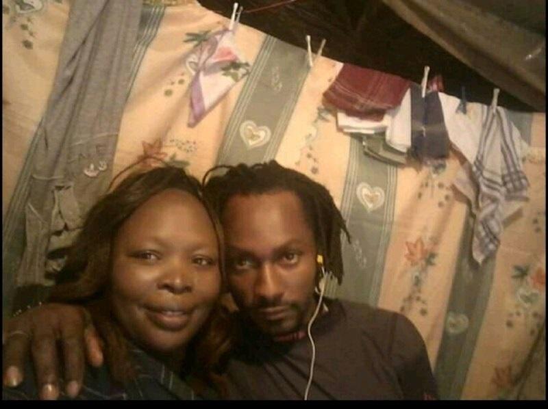 rasta%2Bbaby%2B%2B8jpg - Kenyan BEN 10 splashes steamy PHOTOs with his sugar-mummy- He was licking the aging woman like a lollipop.